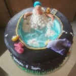 Bubble Bath Cake 2