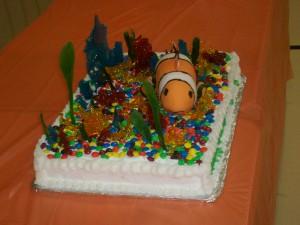 Nemo Cake 3