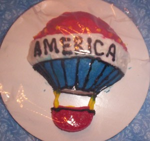 Hot Air Balloon cupcakes 2