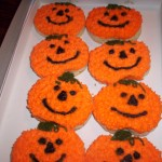 pumpkin sugar cookies 10