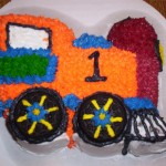 harlens-first-birthday-train